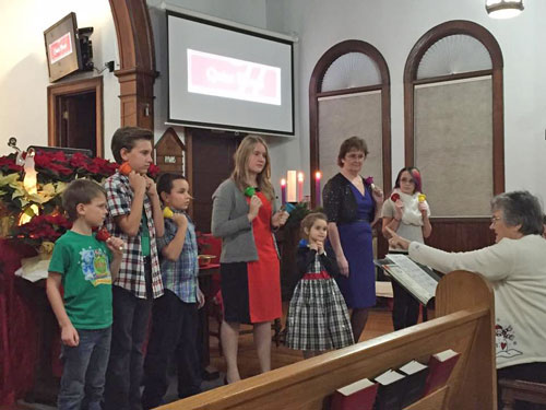 Children's-Handbell-Choir